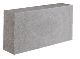 100mm Aerated Block
