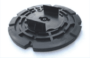 7MM Rubber Pads For Decking