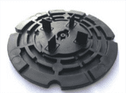 7MM Rubber Pads For Paving