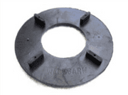 9MM Rubber Paving Support Pads
