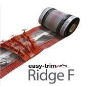 EasyRidge F Ultimate DryFix Ridge Kit Terracotta