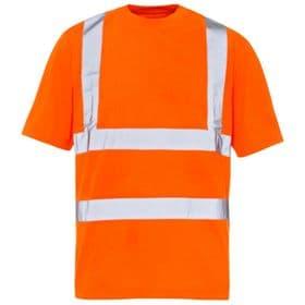 Hi-Vis T-Shirt - Orange