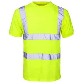 Hi-Vis T-Shirt - Yellow