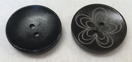 Large Wooden Buttons