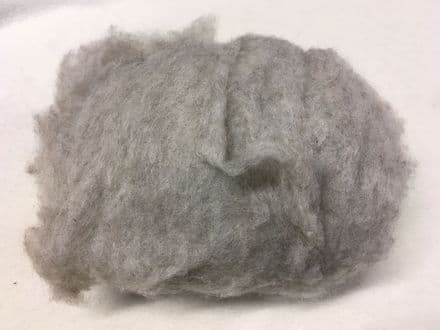 Piiku Finsheep Carded Batt Natural Light