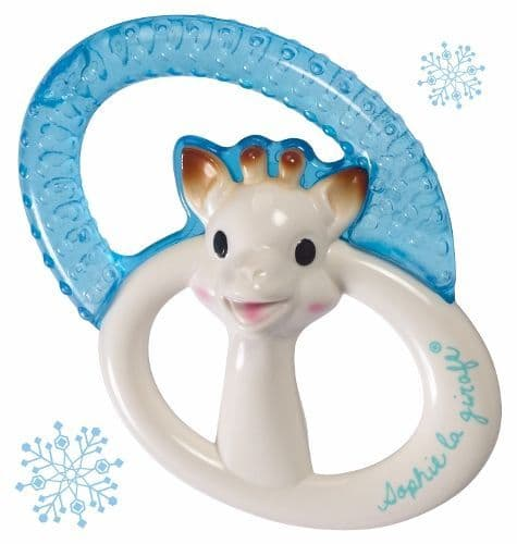 Sophie la girafe - Cooling teething ring (Gift box)