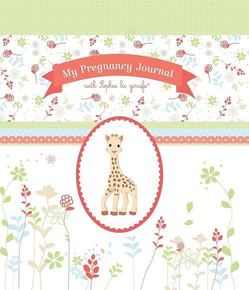 Sophie la girafe My Pregnancy Journal