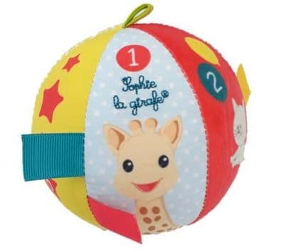 Sophie the Giraffe My First Early-learning Ball (FT)