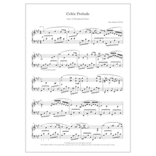 Celtic Prelude (No. 7 from 15 Preludes for piano)   DIGITAL -  Iain James Veitch