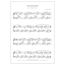 Dancing Prelude (No. 13 from 15 Preludes for piano)   DIGITAL -  Iain James Veitch