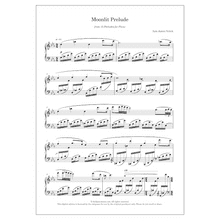 Moonlit Prelude (No. 12 from 15 Preludes for piano)   DIGITAL -  Iain James Veitch