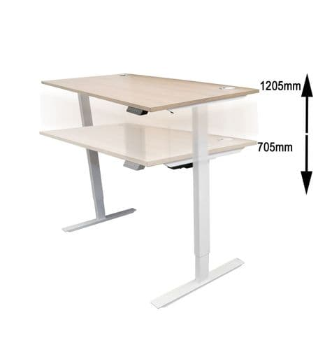 Altitude 2 Height Adjustable Desk