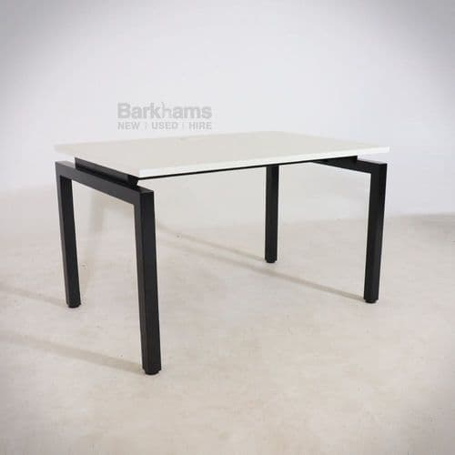 Flex Desk- White Topped