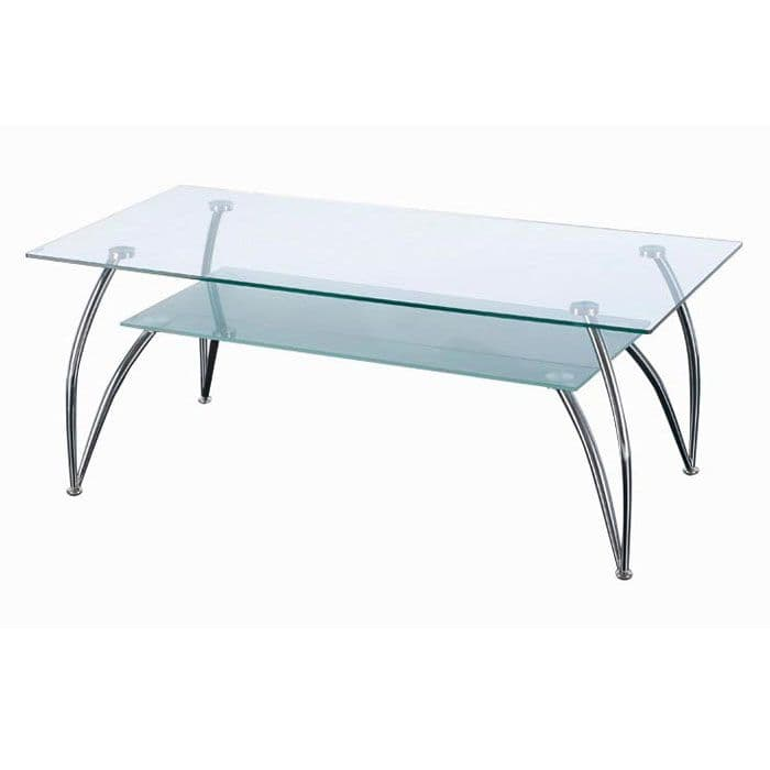 Glass Reception Tables | glass office table | coffee table with glass