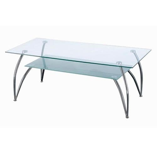 Glass Reception Tables