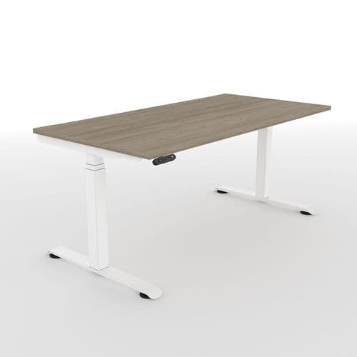 Gravity Sit Stand Desk (Single)