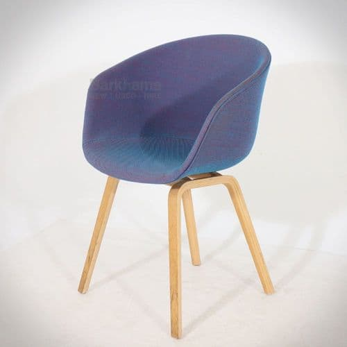 Hay About A Chair (Blue)