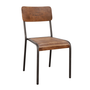 Henley side chair | Old School Chair | Vintage School Seat