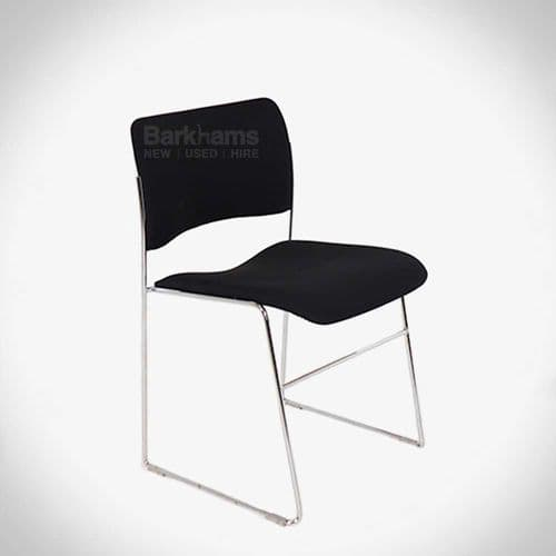 Howe 40/4 Stacking Chair  No Arms