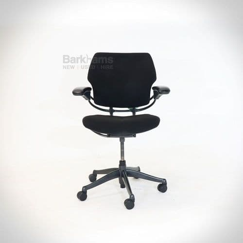 Humanscale Freedom Operator Chair - Black Fabrics