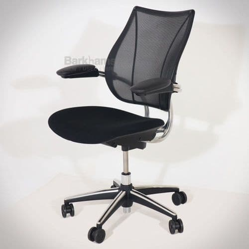 Humanscale Liberty Task Chair in Chrome