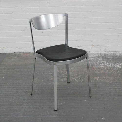 Indecasa Aluminium Bistro/ meeting Chair