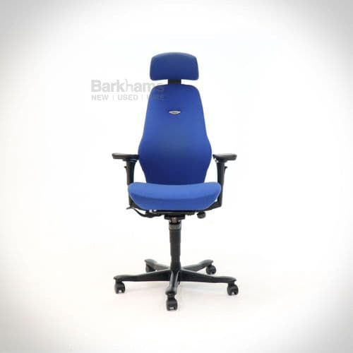 Kinnarps Plus 8 Ergonomic Task Chair With Headrest