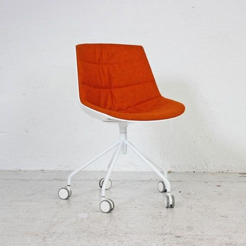 MDF Italia Flow Chair - Orange