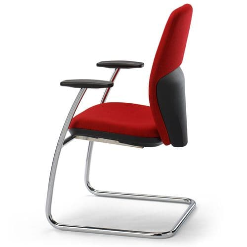 Meeting Chair with Arms