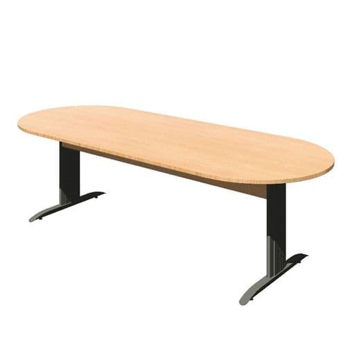 New D-End Meeting Table on I-Base