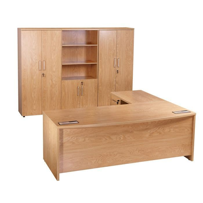 New Executive Desk with Return Unit | managers desk | directors desk with return unit