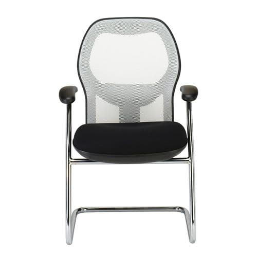 New Mesh Back Meeting Chairs