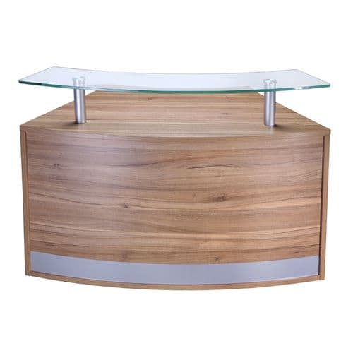 New modular Reception desk in choice of finishes
