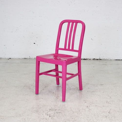 Pink Cafe Chair