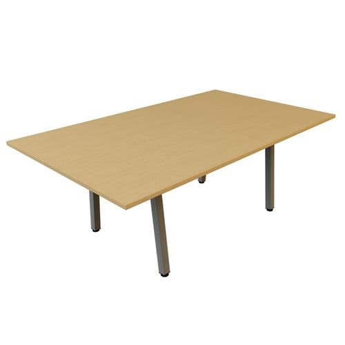 Rectangular Boardroom Table 'A' Frame