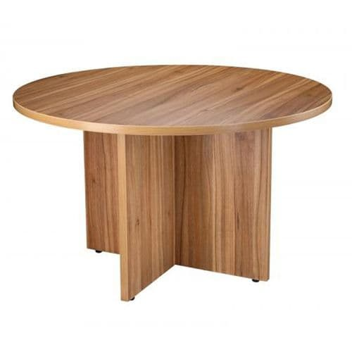 Round Executive Meeting Table