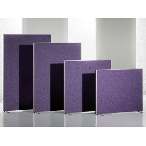 Solid Free Standing Screens