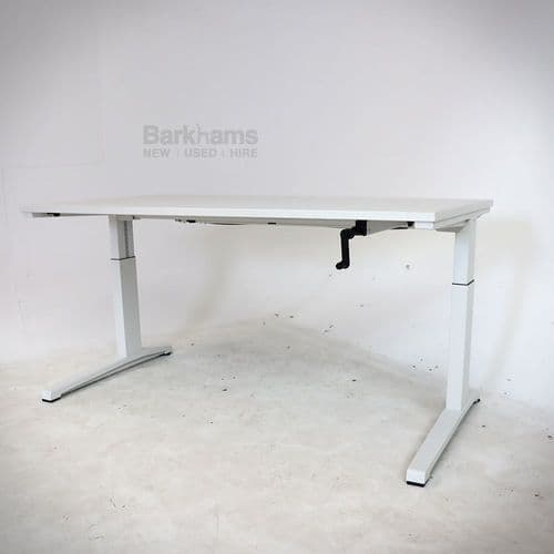 Steelcase Series 3 Height Adjustable Desk