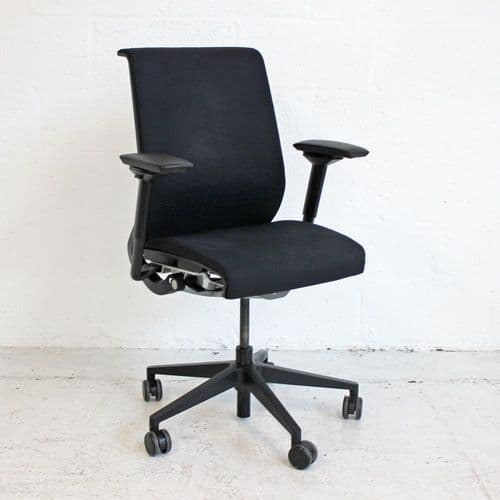 Steelcase Think Operator Chair (Upholstered Back)
