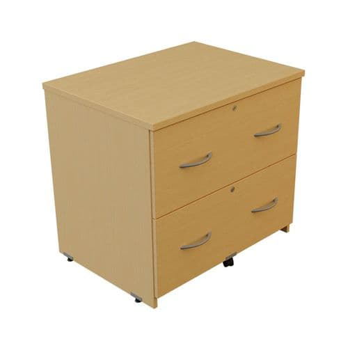 Two Drawer Side Filer