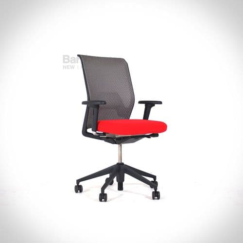 Vitra ID Mesh Chair (Red)