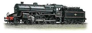 Bachmann 32-180 Crab 2-6-0 42919 BR lined black Late crest