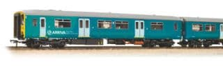 Bachmann 32-939DS Class 150 2 Car Dmu Arriva Wales DCC Sound Fitted