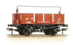 Bachmann 37-877 12t Shock Absorbing Wagon In BR Bauxite Livery B721326
