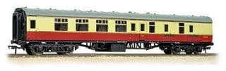 Bachmann 39-077F BR MK1 BSK Brake Second Crimson/Cream