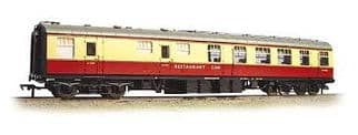Bachmann 39-105 BR MK1 RU Restaurant Car Crimson/Cream