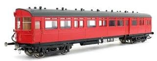Dapol 7P-004-009 GWR Diagram 'N' 59' Autocoach W36 in BR crimson