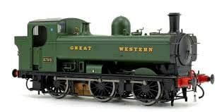 Dapol 7S-007-010 8750 0-6-0PT Pannier 8784 Great Western Green