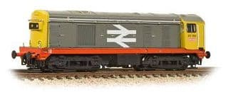 Graham Farish 371-034A Class 20 20156 BR Railfreight Red Stripe