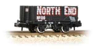 Graham Farish 377-091 7 Plank Wagon End Door Wagon 'North End'